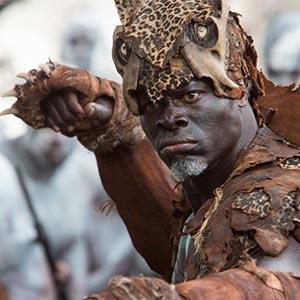 Il capo Mbonga