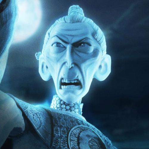 Il re Luna (Nonno) /Bestia
