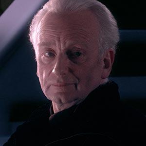 Senatore Palpatine