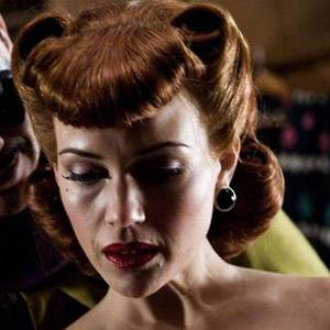 Sally Jupiter / Silk Spectre