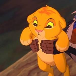 Il piccolo Simba
