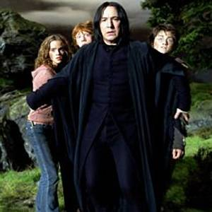 Professor Severus Piton