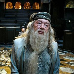 Professor Albus Silente