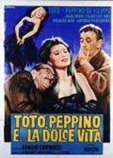 Totò, Peppino e...la dolce vita
