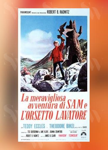 La meravigliosa avventura di sam e l 39 orsetto lavatore for Orsetto cantastorie