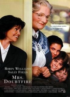 Mrs. Doubtfire (Mammo per sempre)
