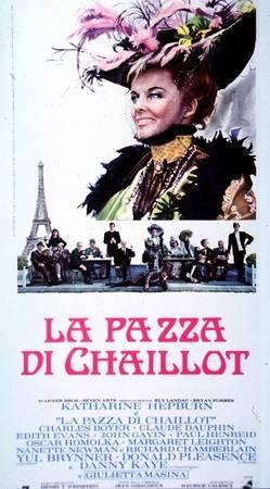 La pazza di Chaillot