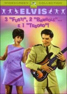 "3 ""fusti"" 2 ""bambole""... e 1 ""tesoro""!"