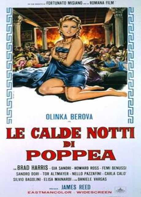 Le calde notti di Poppea