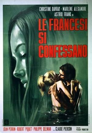 Le Francesi si Confessano
