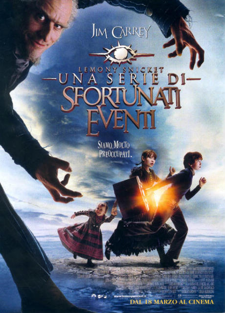Lemony Snicket - Una serie di sfortunati eventi