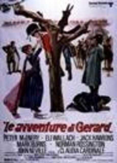 Le avventure di Gerard