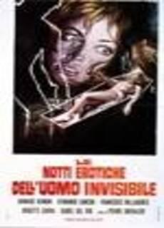 Le notti erotiche dell'uomo invisibile