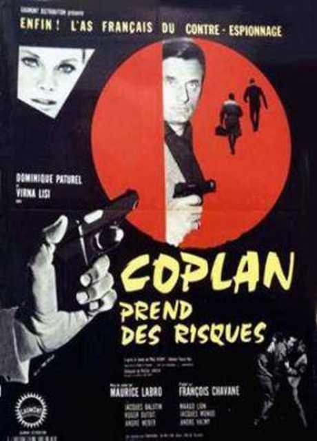 Agente Coplan: missione spionaggio