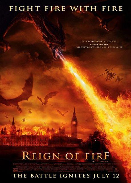 Il regno di fuoco