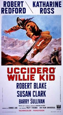 Ucciderò Willie Kid
