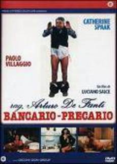 Rag. Arturo De Fanti, bancario precario