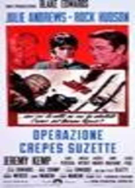 Operazione Crêpes Suzette