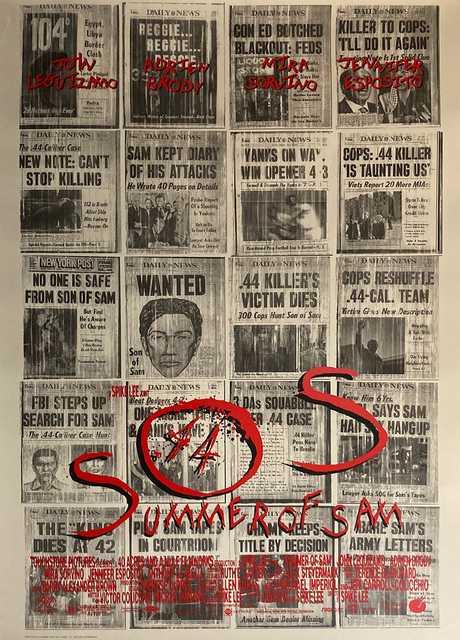 S.O.S. Summer of Sam - panico a New York