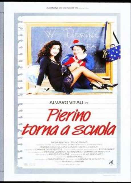 Pierino torna a scuola