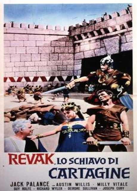 Revak, lo schiavo di Cartagine