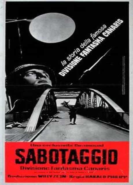 Sabotaggio - Divisione Fantasma Canaris