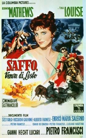 Saffo, venere di Lesbo