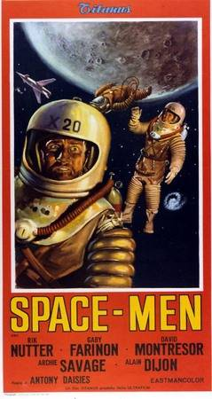 Space Men - Uomini spaziali