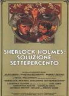 Sherlock Holmes: soluzione settepercento