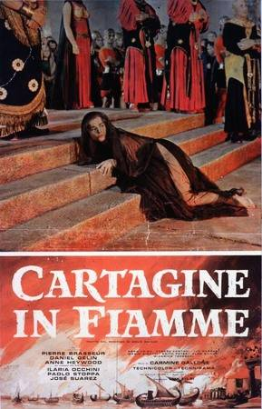 Cartagine in fiamme