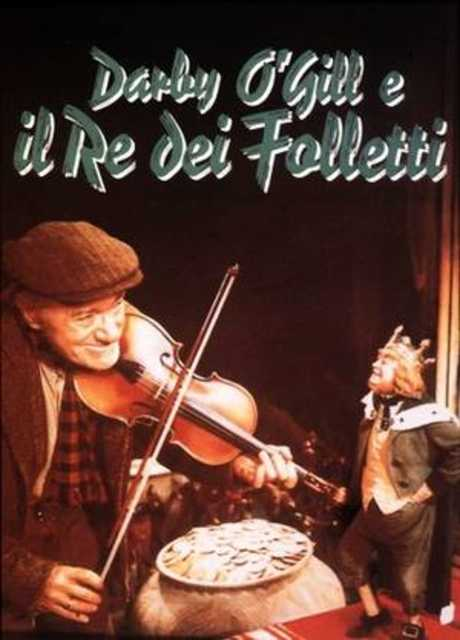 Darby O'Gill e il re dei folletti