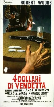 Quattro dollari di vendetta