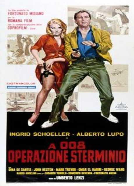 A 008 Operazione Sterminio