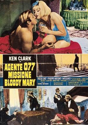Agente 077 missione Bloody Mary