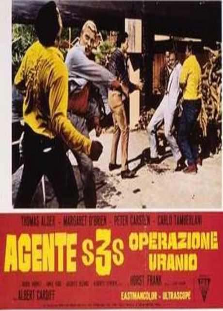 Agente S3S: operazione Uranio