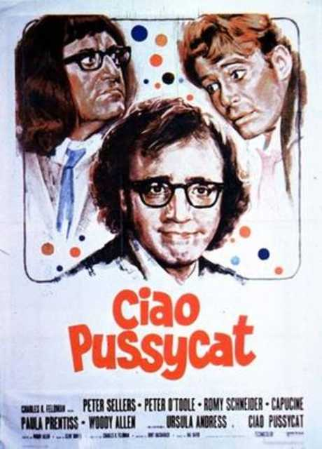 Ciao, Pussycat