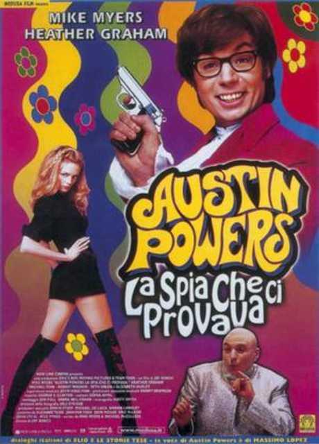 Austin Powers la spia che ci provava