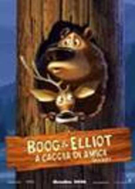 Boog e Elliot a caccia di amici