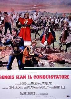 Gengis Khan il conquistatore