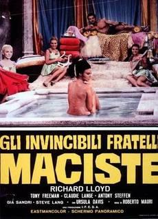 Gli invincibili fratelli Maciste