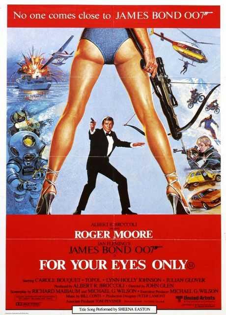 Agente 007 - Solo per i tuoi occhi