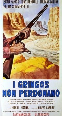 I gringos non perdonano
