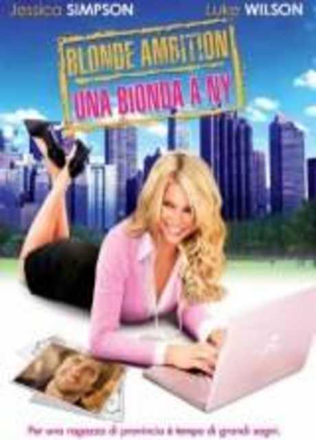 Blonde Ambition - Una bionda a New York