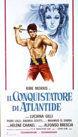 Il conquistatore di Atlantide