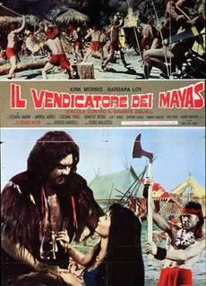 Il vendicatore dei Mayas