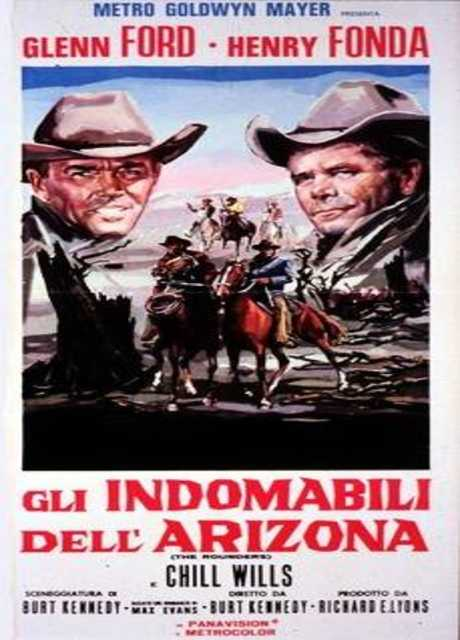 Gli indomabili dell'Arizona