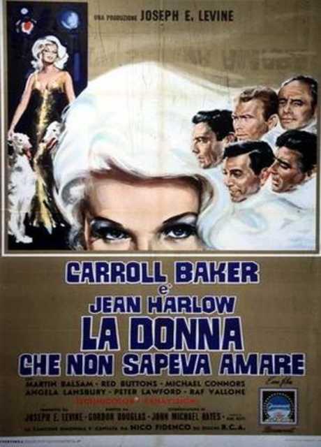 Jean Harlow, la donna che non sapeva amare