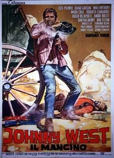 Johnny West il mancino