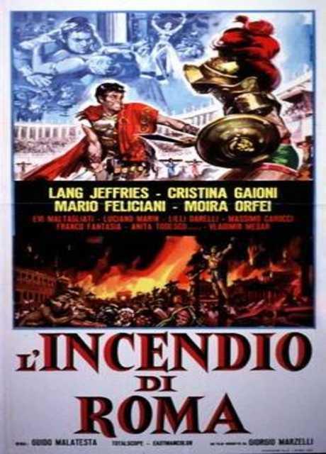 L'incendio di Roma