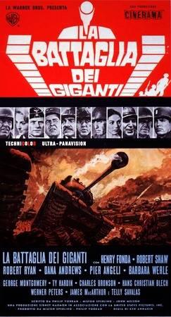 La battaglia dei giganti
